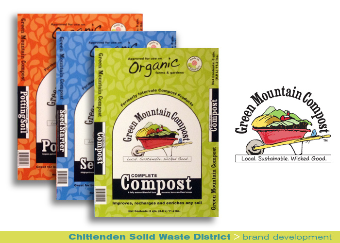 branding identity_Chittenden Solid Waste District_brand development