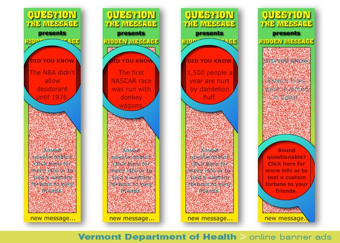 Digital Web Online_Vermont Department of Health_online banner ads