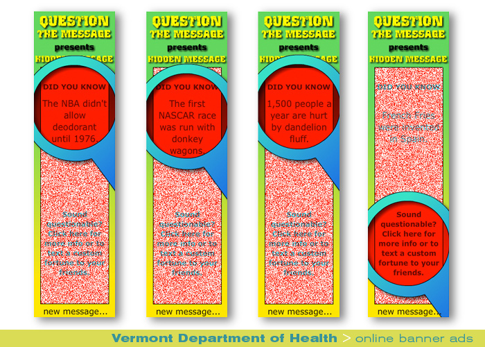 Digital Web Online_Vermont Department of Health_online banner ads