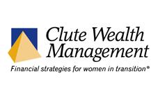 Clute Weath Management logo: Mission-driven business clients Marketing Partners