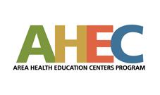 AHEC logo: Health care clients Marketing Partners