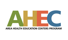 AHEC logo: Health care clients Marketing Partners