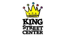 King Street Center logo: : Nonprofit clients Marketing Partners