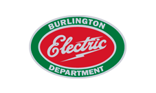 Burlington Electric Logo