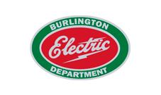 Burlington Electric Logo