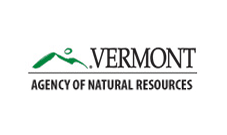 Vermont Agency of Natural Resources logo: Government agency clients Marketing Partners