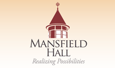 Mansfield Hall logo: Mission-driven business clients Marketing Partners