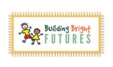 Building Bright Futures logo: : Nonprofit clients Marketing Partners