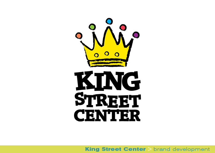 branding identity_King Street Center_brand development