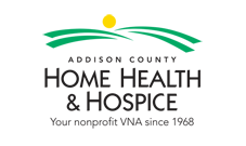 Addison County Home Health Hospice logo: Nonprofit clients Marketing Partners