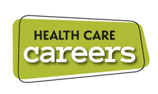 Health Care Careers logo: Health care clients Marketing Partners