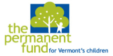 Permanent Fund for Vermont's Children logo: : Nonprofit clients Marketing Partners