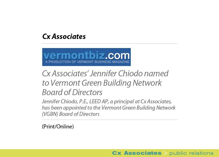Marketing Partners Public Relations image: Cx Associates