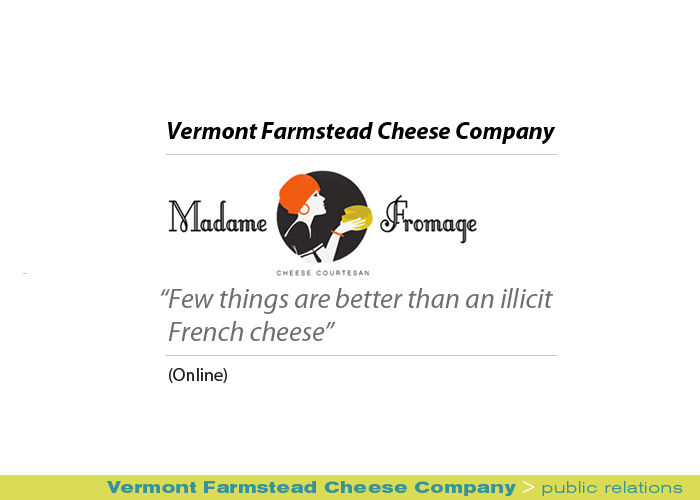 Vermont Farmstead Cheese Co
