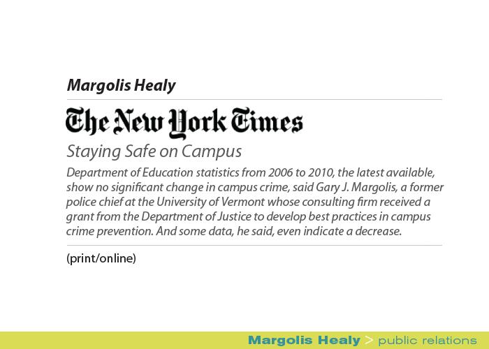 Marketing Partners Public Relations image: Margolis Healy