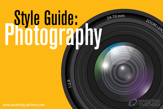Photography Style Guidelines Public Sector - camera image