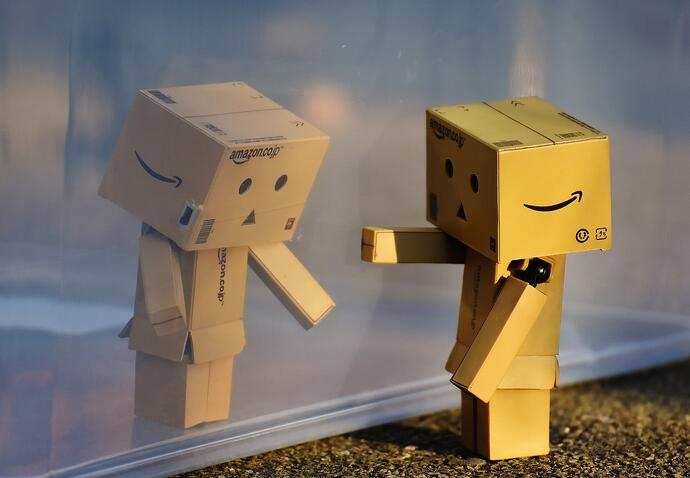 danbo understands WIIFM and reachies out to start-a-conversation