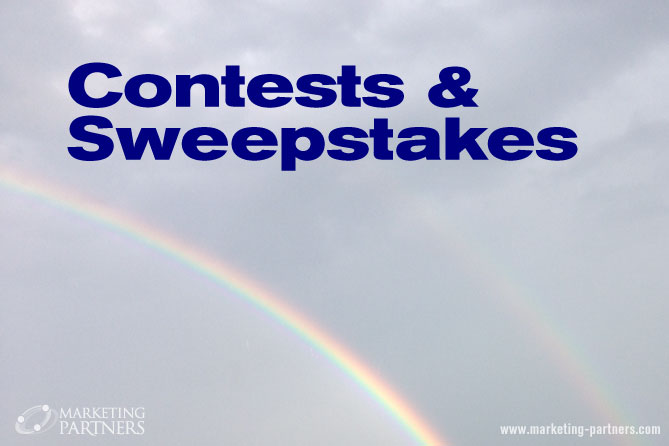 constests and sweepstakes