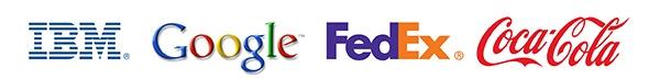 wordmarks or logotypes