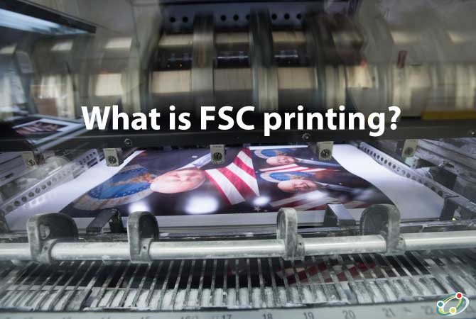 What is FSC printing
