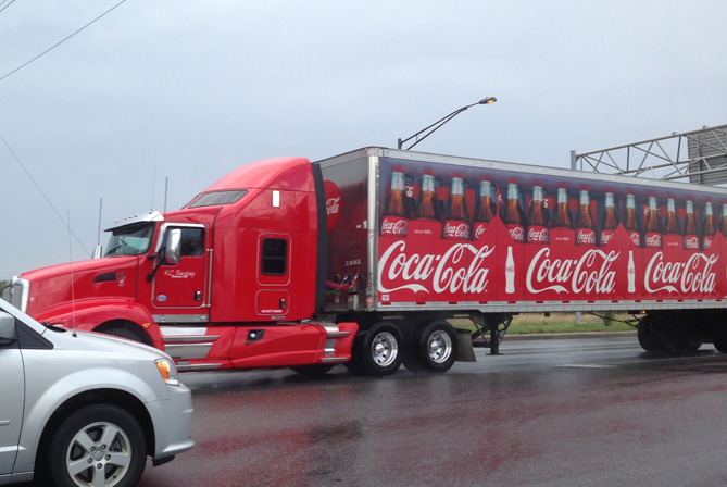 feature image for article - coke delivery truck