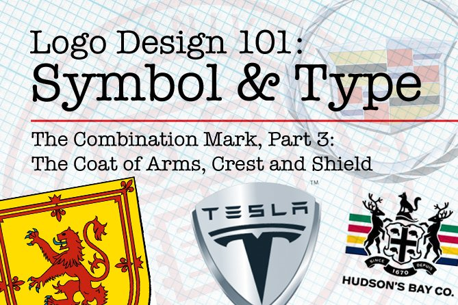 Logo Design 101: The Coat of Arms, Crest and Shield