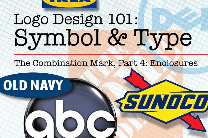 title graphic for enclosure logos article