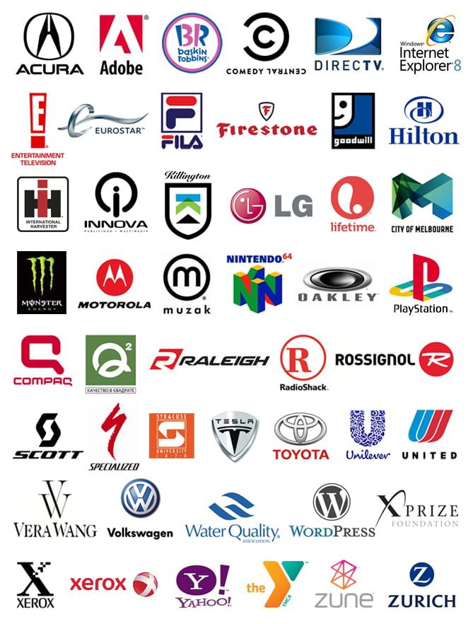 initial logo symbols