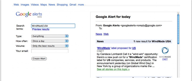 Google Alert Preview Screen_Tech Buyers_5 Ways to research your customers