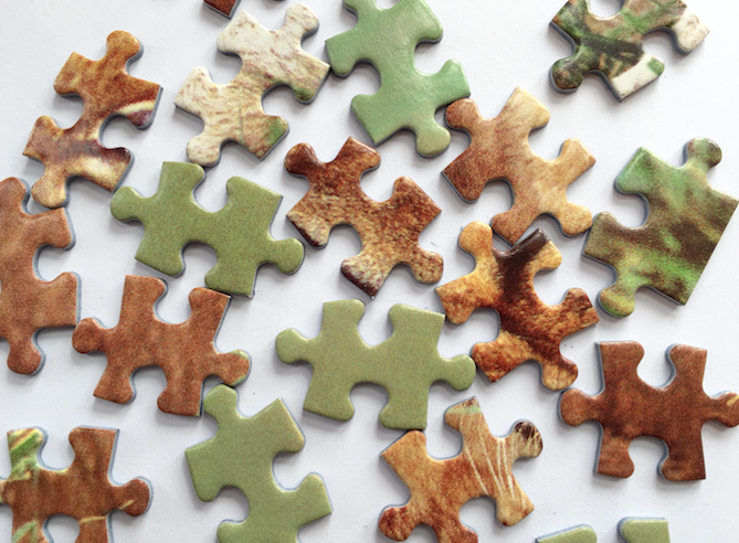 storytelling jigsaw puzzle pieces Change Conversations