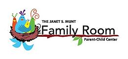 The Janet S. Munt Family Room Logo: Nonprofit clients Marketing Partners