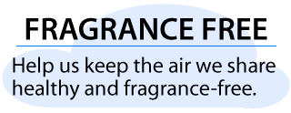 Fragrance-free workplace