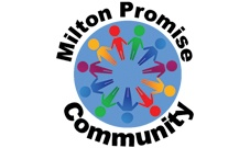 Milton Promise Community Logo: Marketing Partners Client - Education