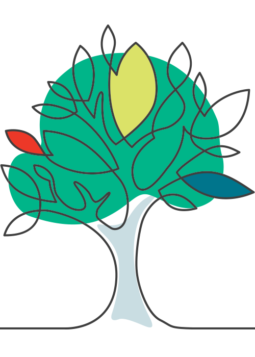 Marketing Partners Vermont tree graphic
