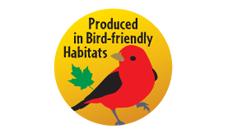 Bird-Friendly Maple Habitat logo: Energy & Environment clients Marketing Partners