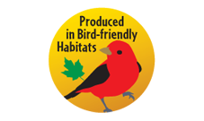 Bird-Friendly Maple Habitat logo: Energy & Environment clients Marketing Partners