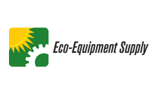 Eco-Equipment Supply logo: Mission-driven business clients Marketing Partners