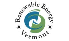 Renewable Energy Vermont logo: Energy & Environment clients Marketing Partners