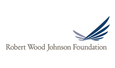 Robert Wood Johnson Foundation logo: Health care clients Marketing Partners