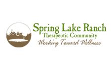 Spring Lake Ranch logo: : Nonprofit clients Marketing Partners