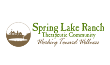 Spring Lake Ranch logo: Nonprofit clients Marketing Partners
