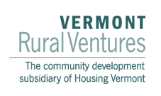 Vermont Rural Ventures logo: Mission-driven business clients Marketing Partners