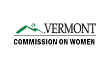 Vermont Commission on Women logo: Government agency clients Marketing Partners
