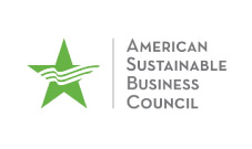 American Sustainable Business Council logo: : Membership association clients Marketing Partners
