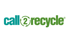 Call2Recycle logo: Membership association clients Marketing Partners