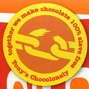 Tony's Chocolonely slave-free seal