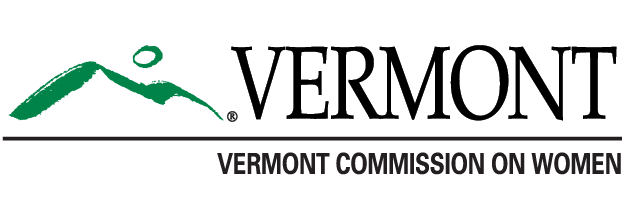 Vt Commission on Women logo: Government agency clients Marketing Partners