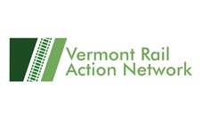 Vermont Rail Action Network logo: Marketing Partners Client - Energy and Environment