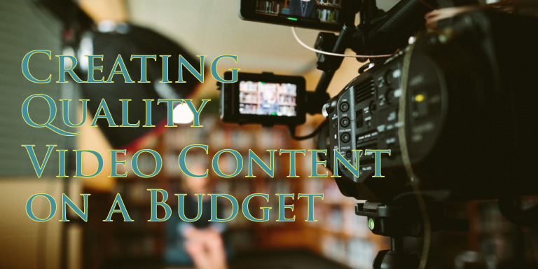 Video-on-a-budget