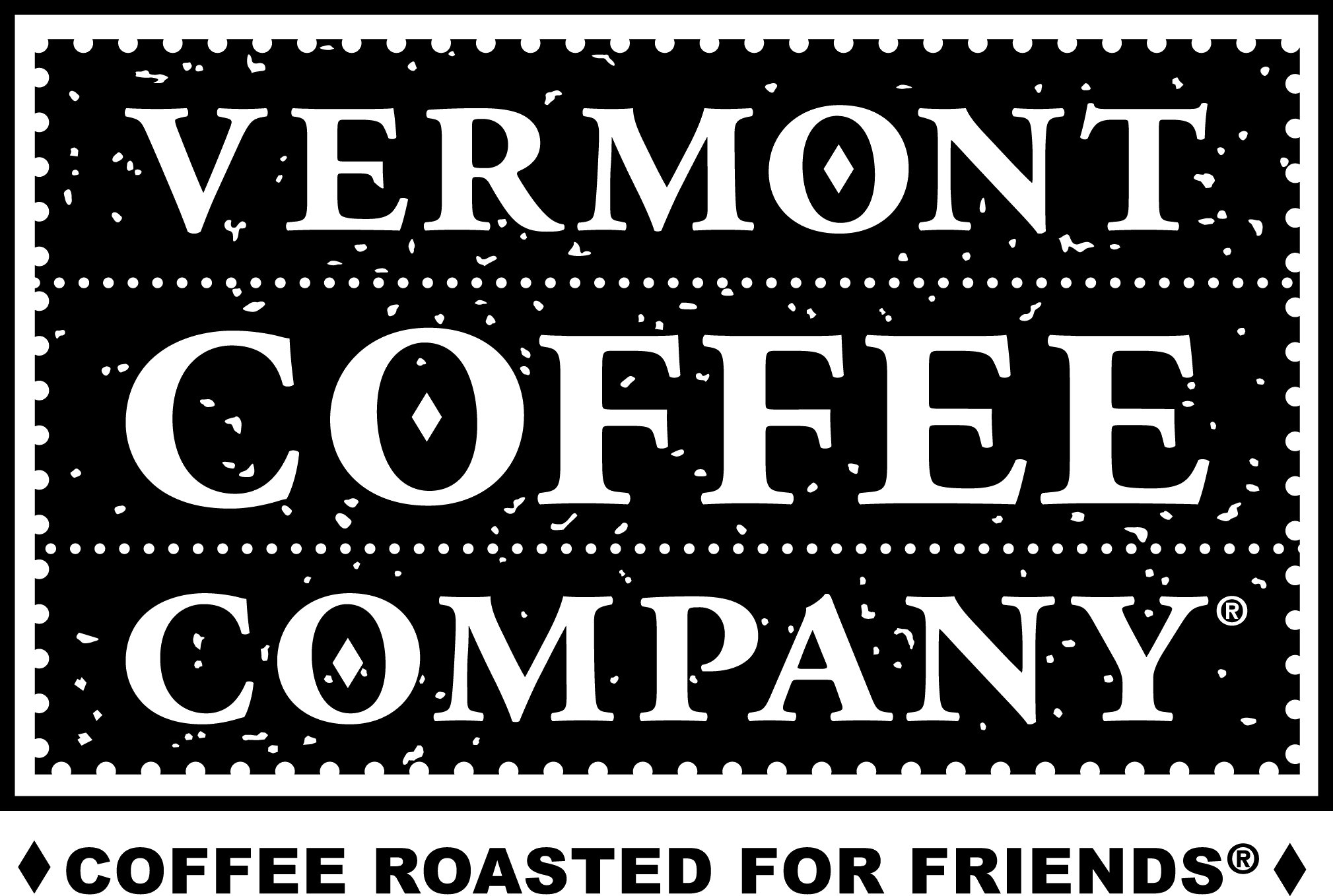 Vermont Coffee Company logo and tagline
